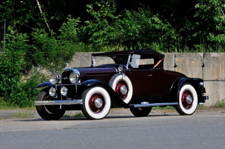 1931 Buick Series 90 Roadster Classic USA 4200x2790-01 wallpaper