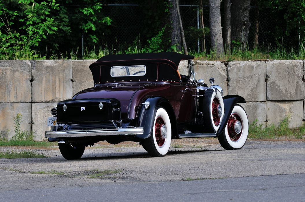 1931 Buick Series 90 Roadster Classic USA 4200x2790-03 wallpaper