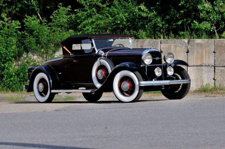 1931 Buick Series 90 Roadster Classic USA 4200x2790-12 wallpaper