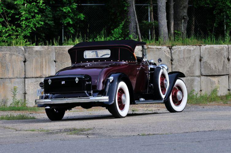 1931 Buick Series 90 Roadster Classic USA 4200x2790-16 wallpaper