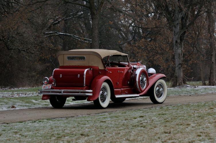 1932 Duesenberg ModelJ Phaeton Classic USA 4200x2790-03 wallpaper