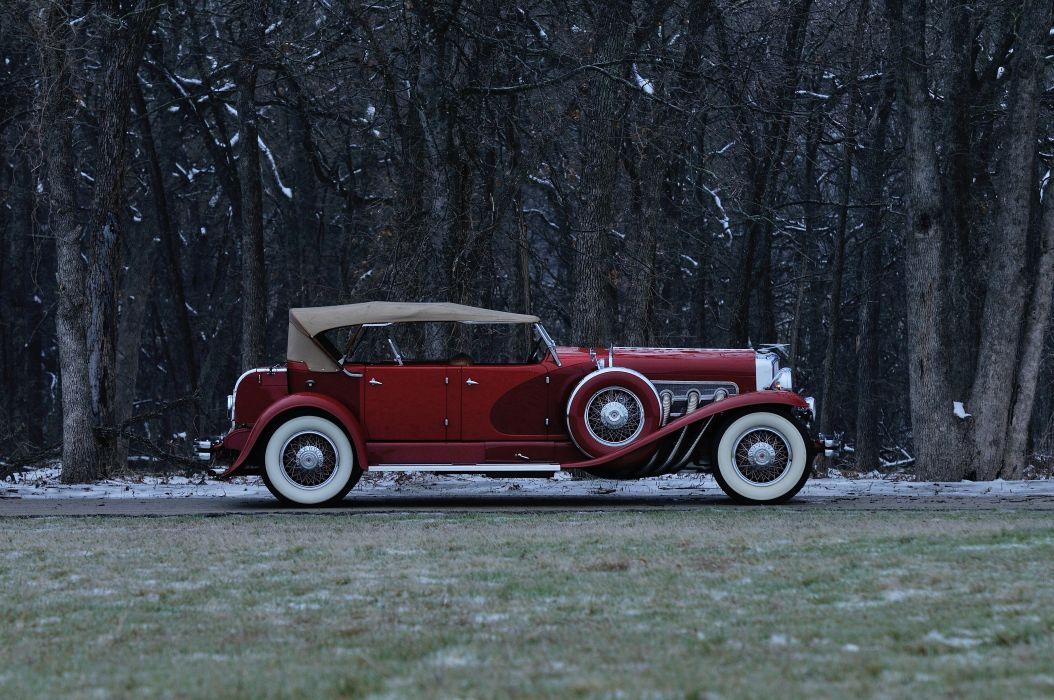 1932 Duesenberg ModelJ Phaeton Classic USA 4200x2790-02 wallpaper