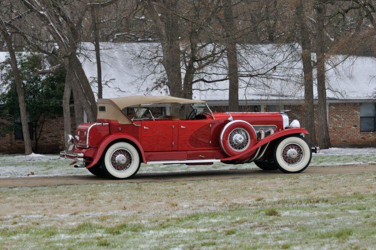 1932 Duesenberg ModelJ Phaeton Classic USA 4200x2790-06 wallpaper