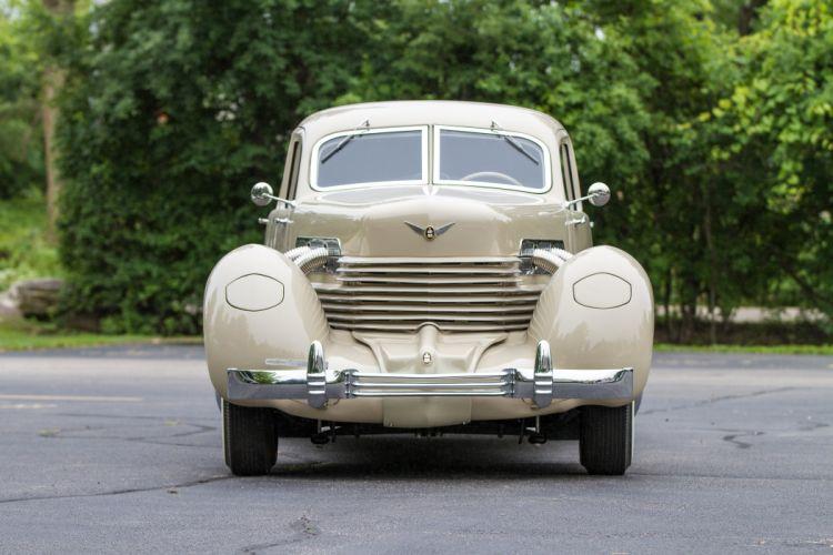 1937 Cord Model 850 Sedan Classic USA 4200x2800-03 wallpaper