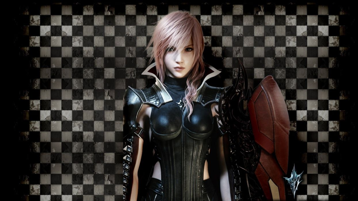 GAMES - final fantasy XIII returns lightning Claire Farron wallpaper