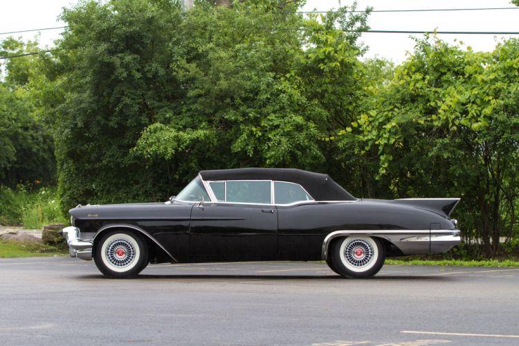 1957 Cadillac Eldorado Biarritz Convertible Classic USA 4200x2800-06 wallpaper