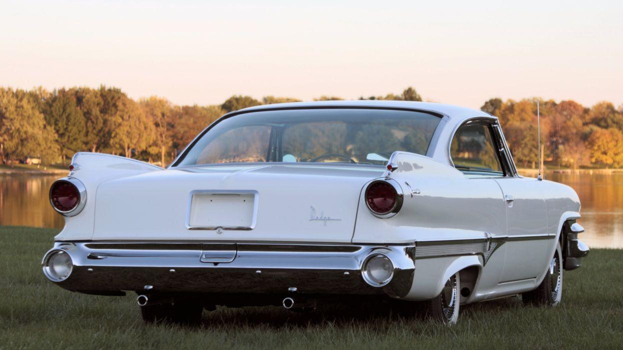 1960 Dodge Dart Phoenix Classic USA 4200x2370-02 wallpaper