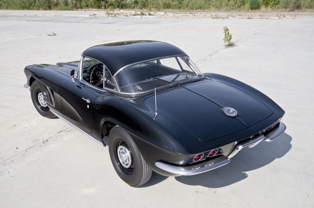 1962 Chevrolet Corvette Convertible Big Brake Fuelie Muscle Classic USA 4200x2780-08 wallpaper