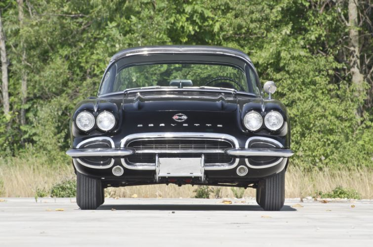 1962 Chevrolet Corvette Convertible Big Brake Fuelie Muscle Classic USA 4200x2780-09 wallpaper
