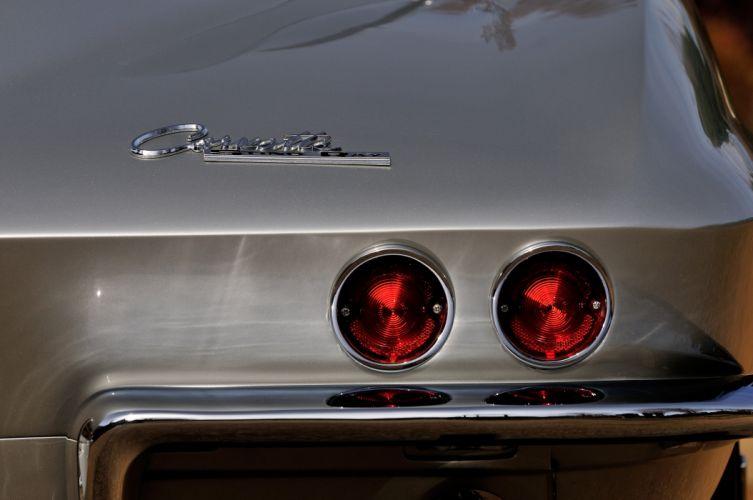 1963 Chevrolet Corvette Stig Ray Z06 Classic USA 4200x2790-24 wallpaper