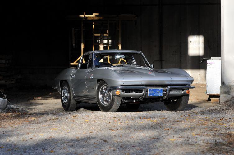 1963 Chevrolet Corvette Stig Ray Z06 Classic USA 4200x2790-05 wallpaper