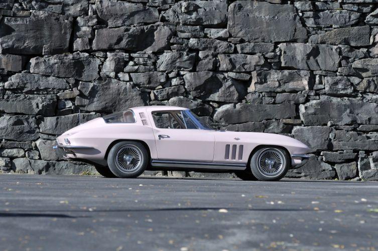 1963 Chevrolet Corvette Stig Ray Z06 Classic USA 4200x2790-07 wallpaper