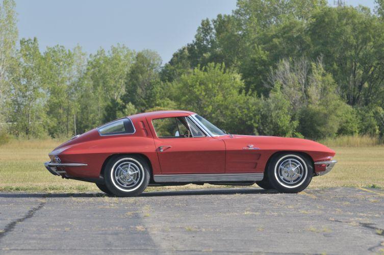 1963 Chevrolet Corvette Stig Ray Z06 Classic USA 4200x2790-12 wallpaper