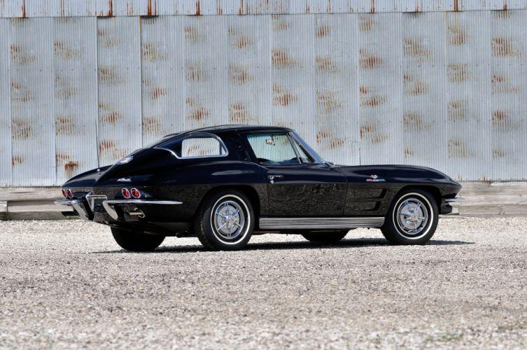 1963 Chevrolet Corvette Stig Ray Z06 Classic USA 4200x2790-15 wallpaper