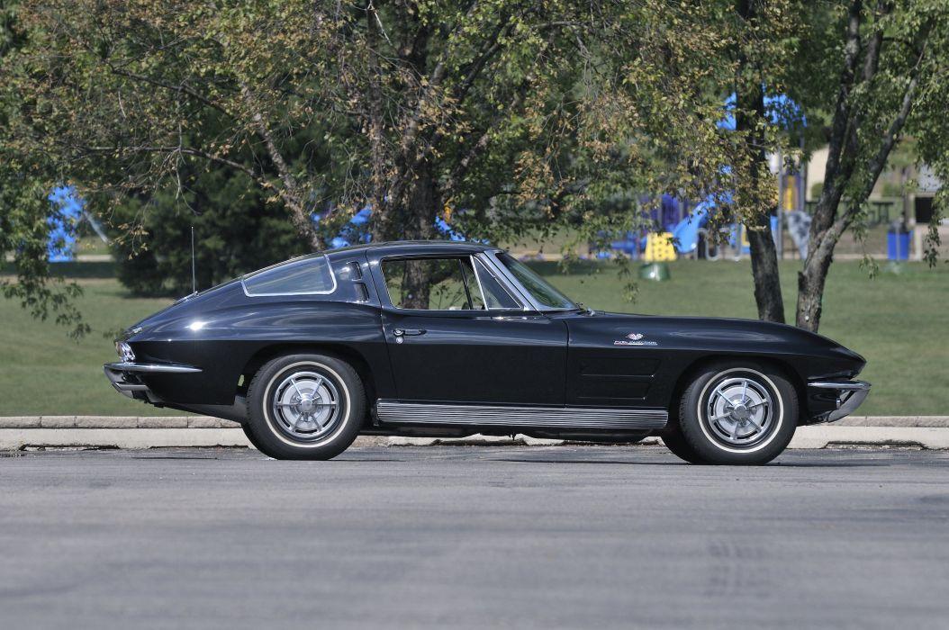 1963 Chevrolet Corvette Stig Ray Z06 Classic USA 4200x2790-19 wallpaper