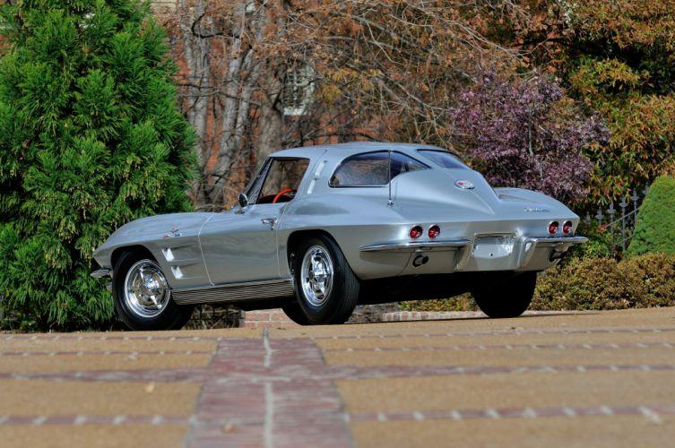 1963 Chevrolet Corvette Stig Ray Z06 Classic USA 4200x2790-22 wallpaper