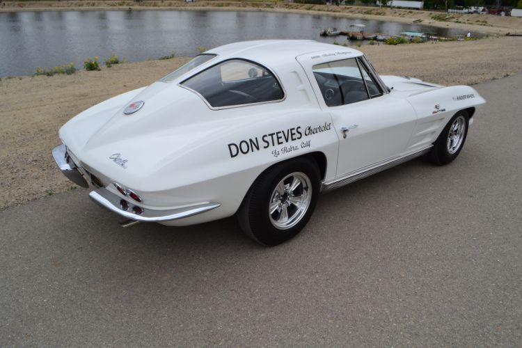 1963 Chevrolet Corvette Sting Ray Z06 Muscle Classic USA 4200x2800-24 wallpaper