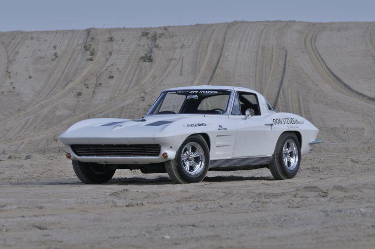 1963 Chevrolet Corvette Z06 Race Mickey Thompson USA 4200x2790-01 wallpaper