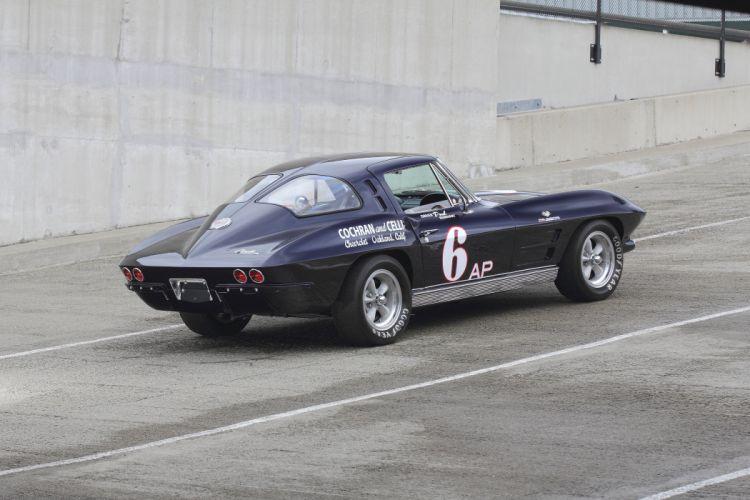 1963 Chevrolet Corvette Z06 Muscle Race Car USA 4200x2800x11 wallpaper