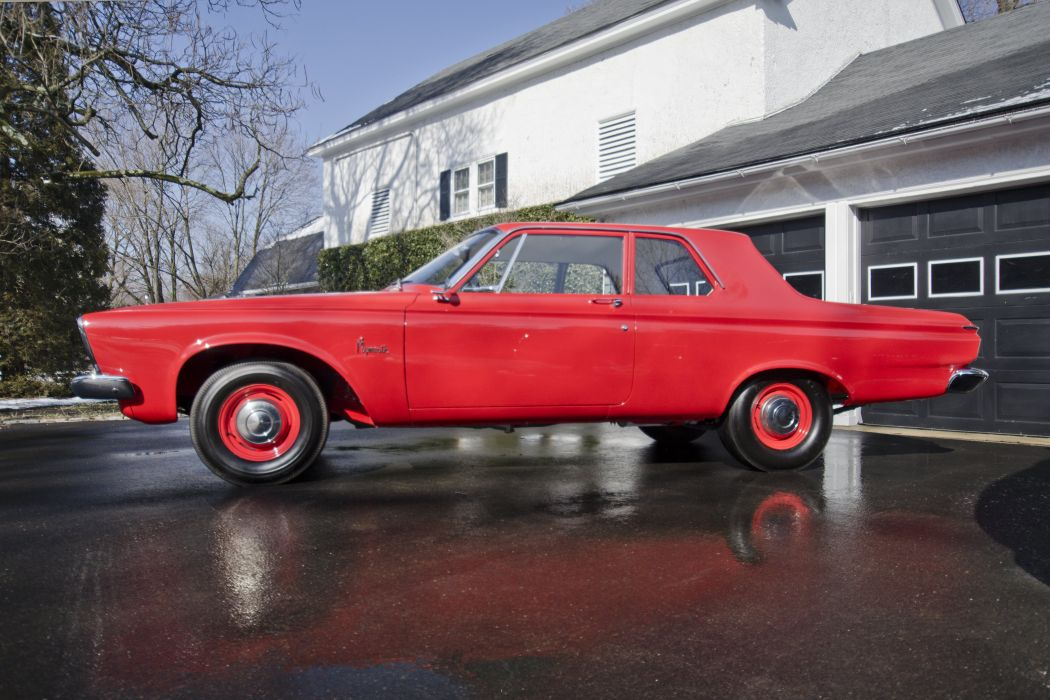 1963 Plymouth Savoy 426 Max Wedge Muscle Classic USA 4200x2800-4 wallpaper