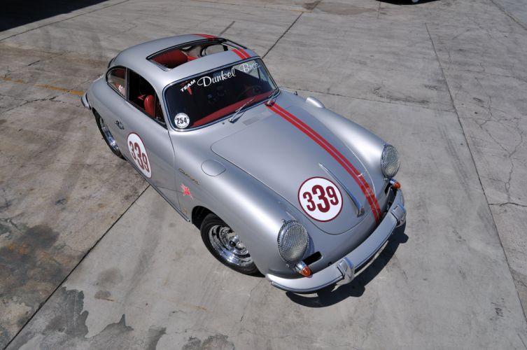 1963 Porsche Carrera2 Racing Race Car 4200x2790-04 wallpaper