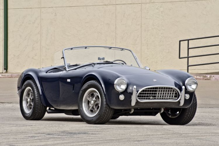 1963 Shelby 289 Cobra Muscle Classic USA 4200x2790-05 wallpaper