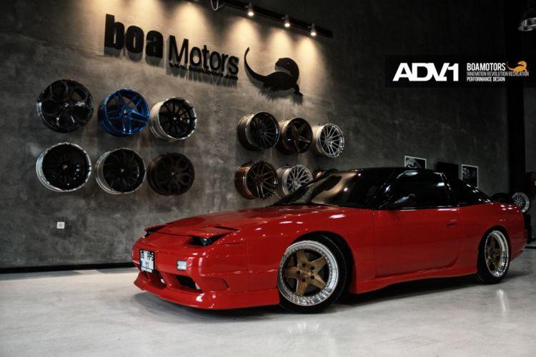 2015 adv1 wheels tuning cars nissan 200 s x cars wallpaper