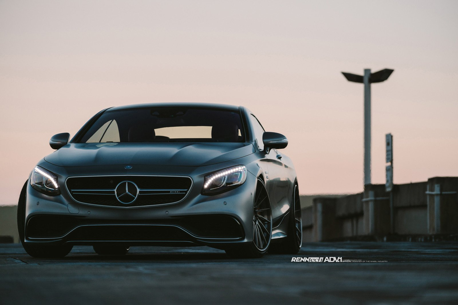 S 63 Amg Wallpaper: 2015 Adv1 Wheels Tuning Cars MERCEDES S63 AMG COUPE