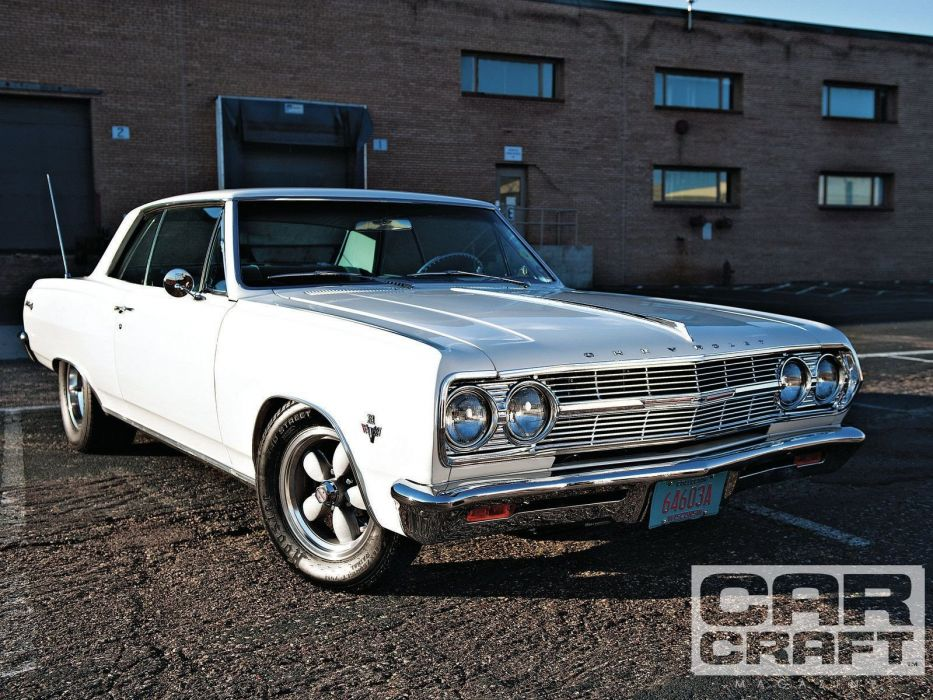 1965 Chevrolet Chevelle SS 396 Z16 Muscle Classic USA 1600x1200-06 wallpaper