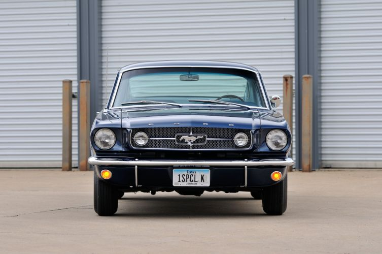 1965 Ford Mustang GT Fastback Muscle Classic USA 4200x2790-08 wallpaper