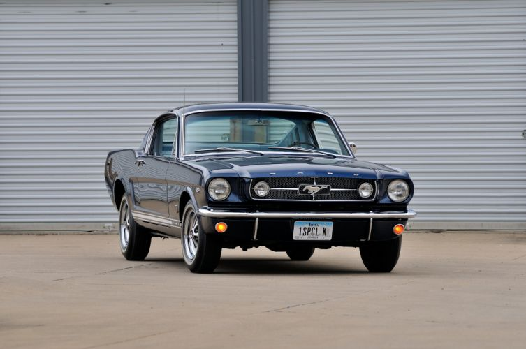 1965 Ford Mustang GT Fastback Muscle Classic USA 4200x2790-07 wallpaper