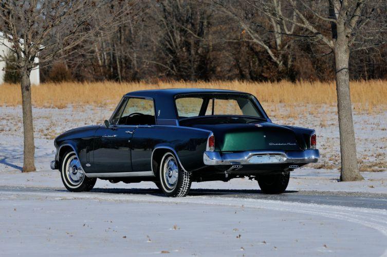 1964 Studebaker Gran Turismo Hawk Coupe Classic USA 4200x2790-04 wallpaper