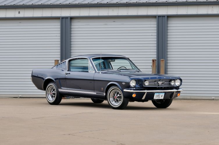 1965 Ford Mustang GT Fastback Muscle Classic USA 4200x2790-01 wallpaper