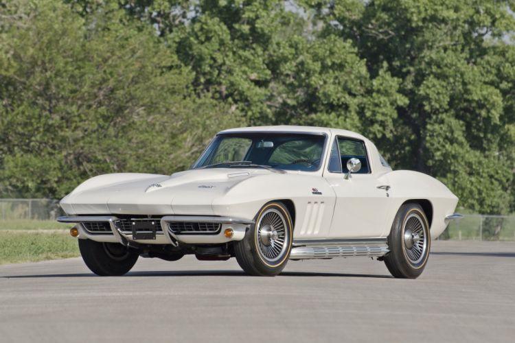 1966 Chevrolet Corvette Coupe Muscle Classic USA 4200x2800-08 wallpaper