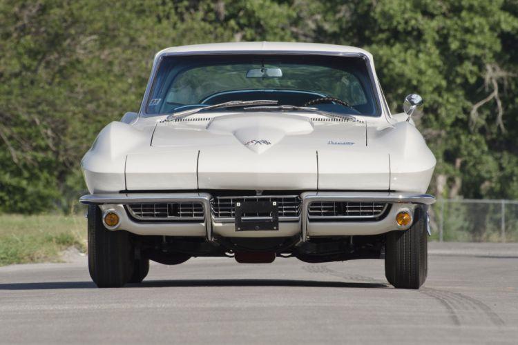 1966 Chevrolet Corvette Coupe Muscle Classic USA 4200x2800-10 wallpaper