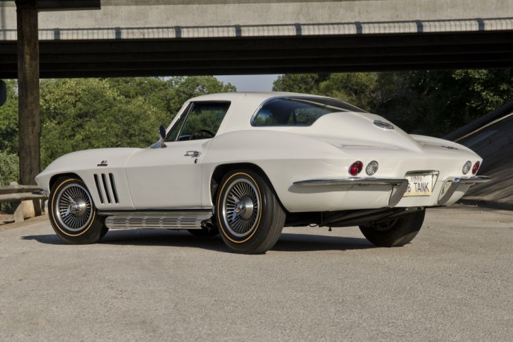 1966 Chevrolet Corvette Coupe Muscle Classic USA 4200x2800-13 wallpaper