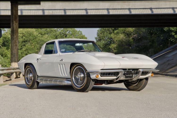 1966 Chevrolet Corvette Coupe Muscle Classic USA 4200x2800-12 wallpaper