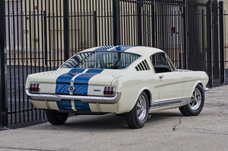 1965 Ford Mustang Shelby GT350 Fastback Muscle Classic USA 4200x2790-05 wallpaper