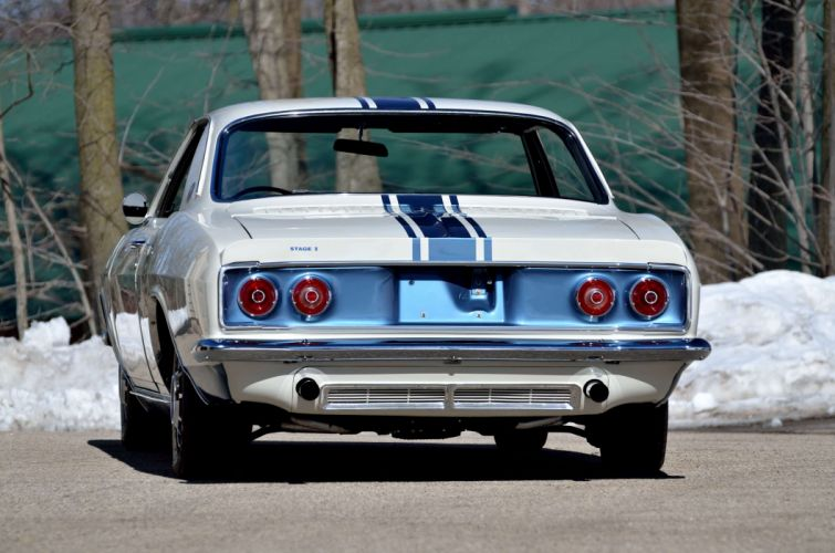 1966 Chevrolet Corvair StageII GT Classic USA 4200x2790-02 wallpaper