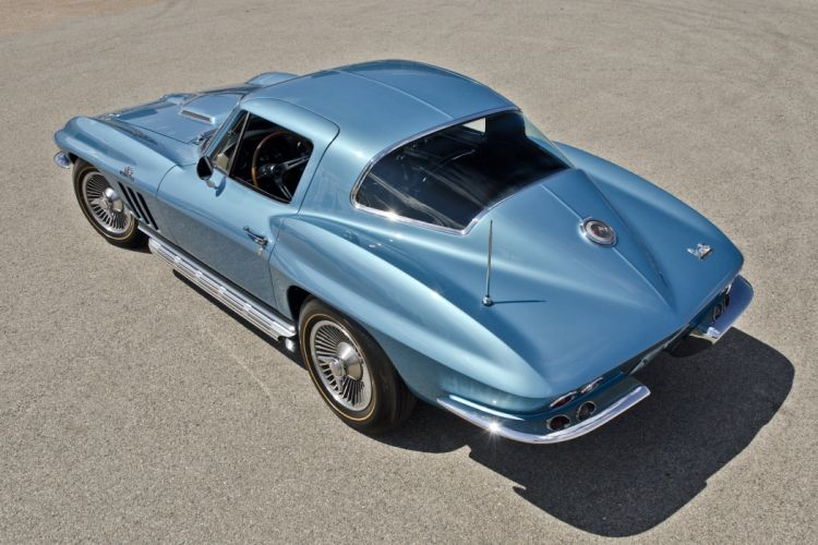 1966 Chevrolet Corvette Coupe Muscle Classic USA 4200x2800-03 wallpaper