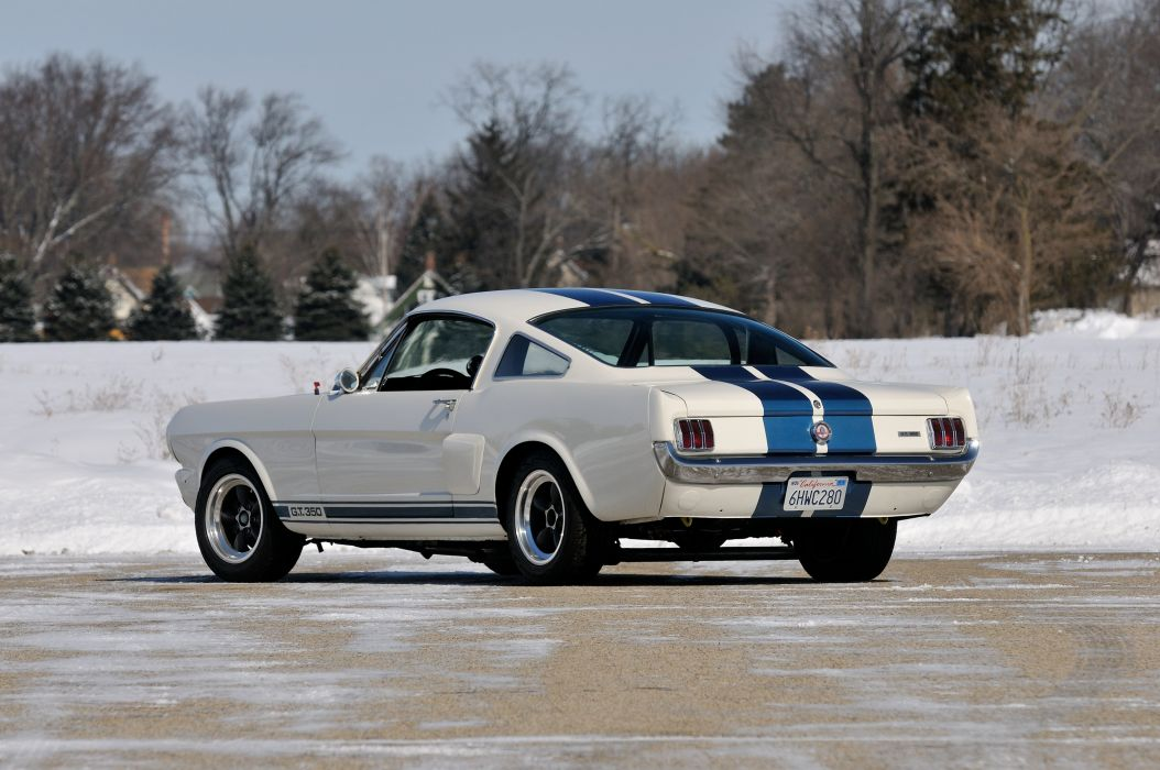 1966 Ford Mustang Shelby GT350 Fastback Muscle Classic USA 4200x2790-09 wallpaper