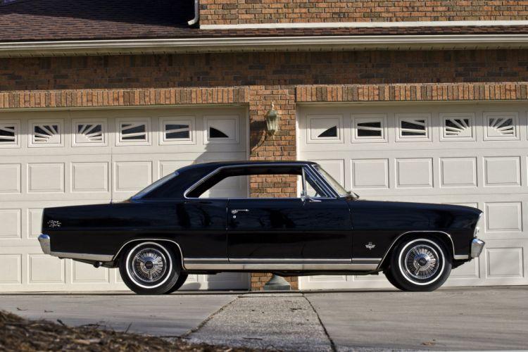 1966 Chevrolet Nova L79 Muscle Classic USA-4200x2790-04 wallpaper