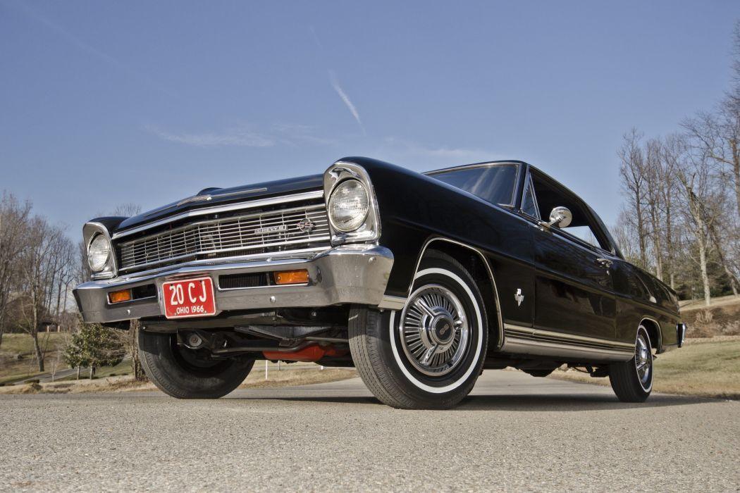 1966 Chevrolet Nova L79 Muscle Classic USA-4200x2790-07 wallpaper