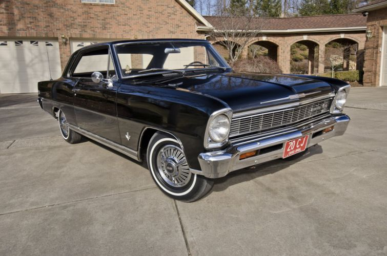 1966 Chevrolet Nova L79 Muscle Classic USA-4200x2790-06 wallpaper