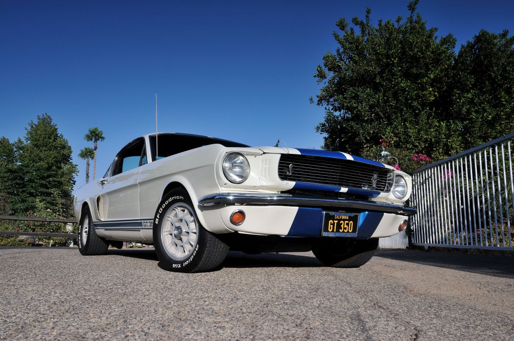 1966 Ford Mustang Shelby GT350 Fastback Muscle Classic USA 4200x2790-05 wallpaper
