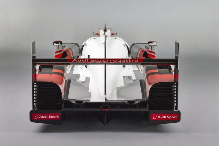 2015 Audi cars e-tron quattro r18 racecars wallpaper