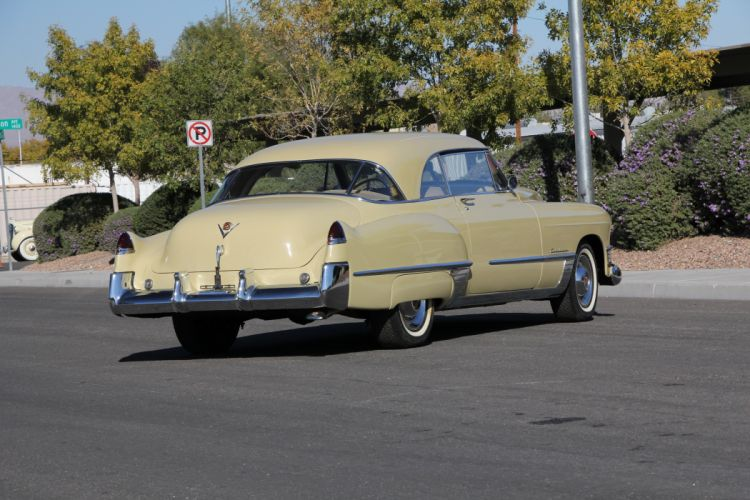 1949 Cadillac Coupe De Ville Classic USA 5184x3456-03 wallpaper