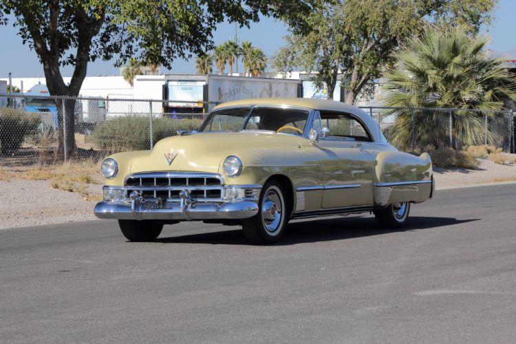 1949 Cadillac Coupe De Ville Classic USA 5184x3456-01 wallpaper
