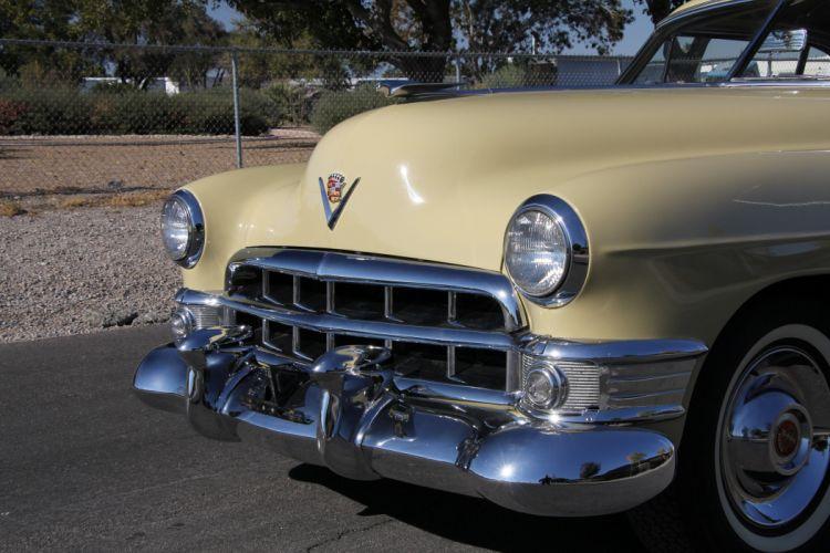 1949 Cadillac Coupe De Ville Classic USA 5184x3456-06 wallpaper