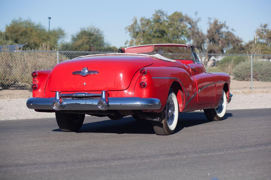 1953 Buick Eight Skylark Convertible Classic USA 5184x3456-05 wallpaper